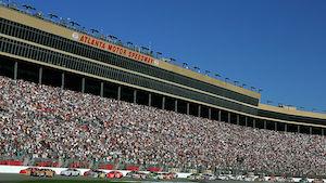 Atlanta Motor Speedway NASCAR racing experience