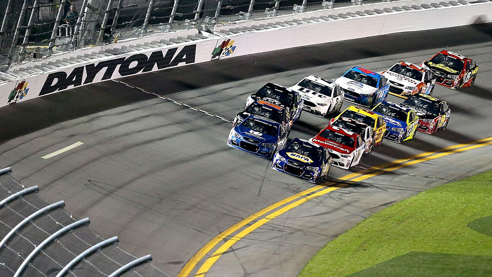 Daytona international Speedway Richard Petty driving experience