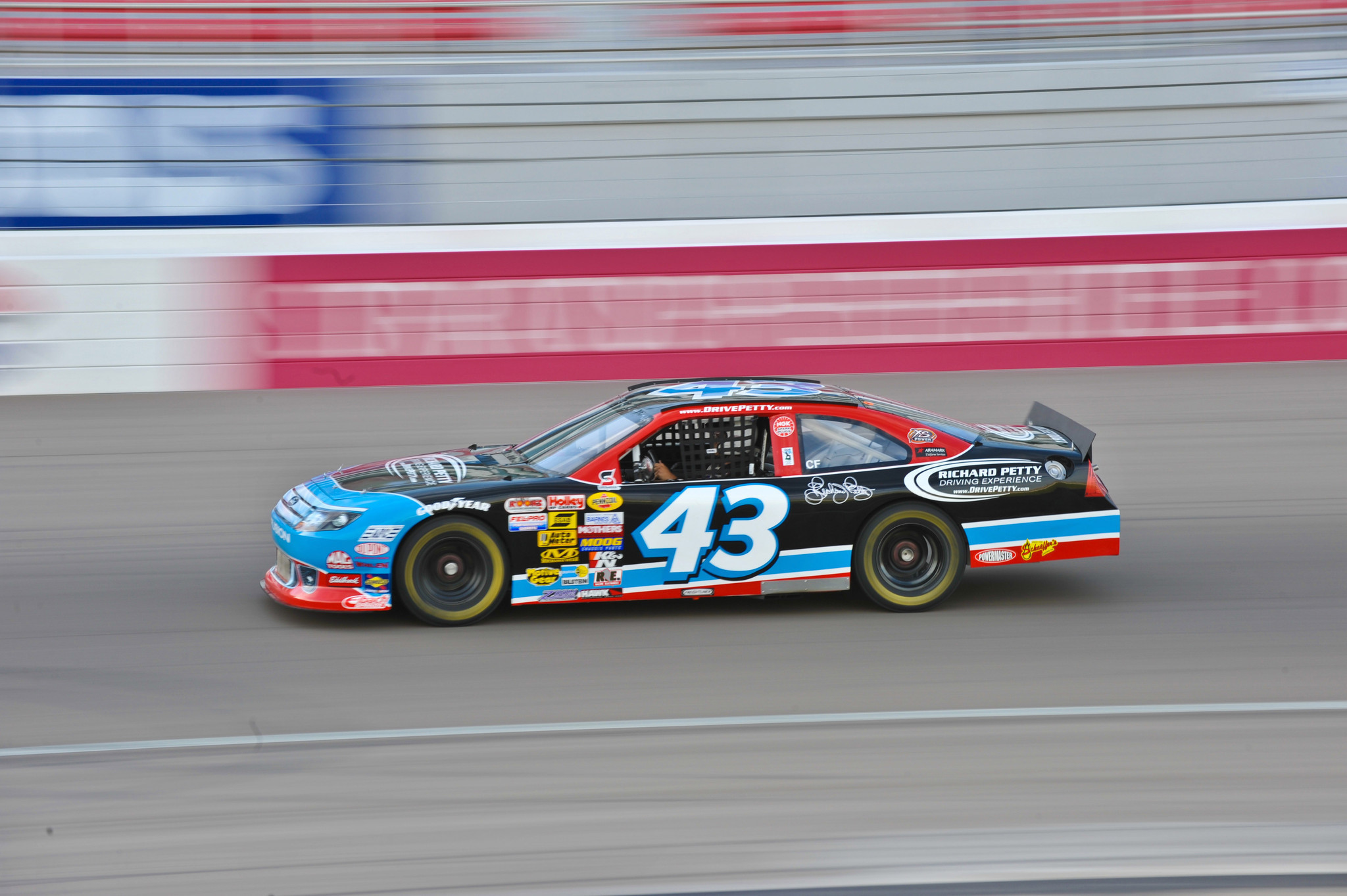Richard Petty Driving Experience and NASCAR Racing Experience Sale