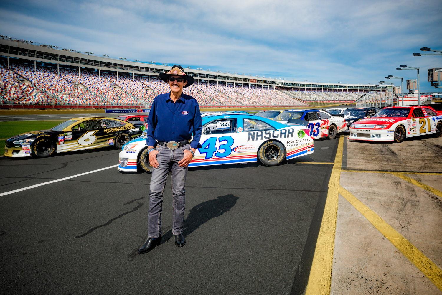 Richard Petty Group Events