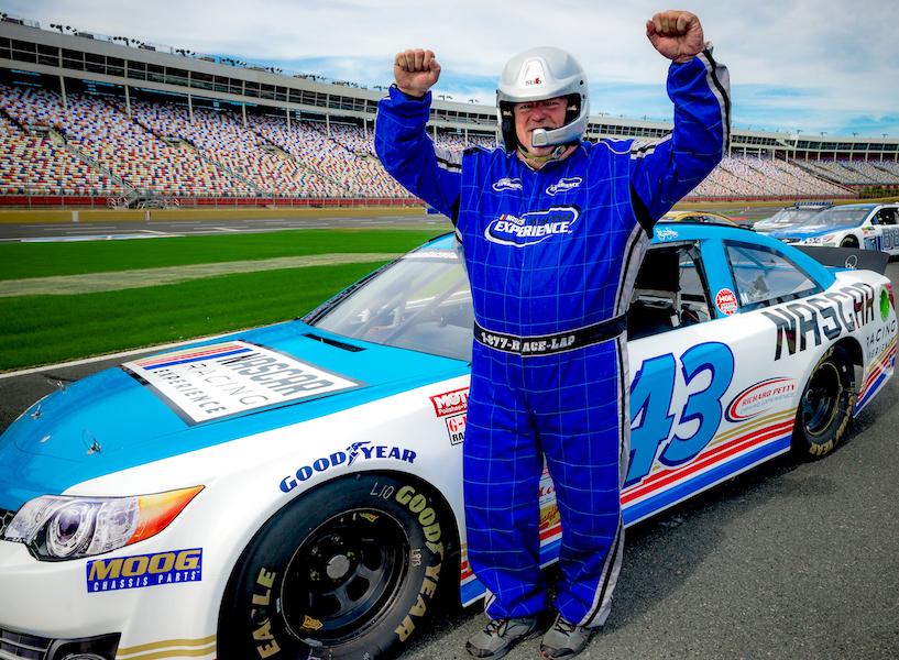 Daytona international Speedway Richard Petty driving experience Gift