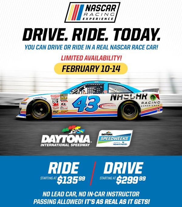 Daytona Speedweeks