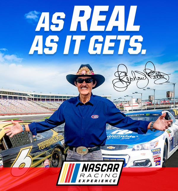 Richard Petty NASCAR Experience
