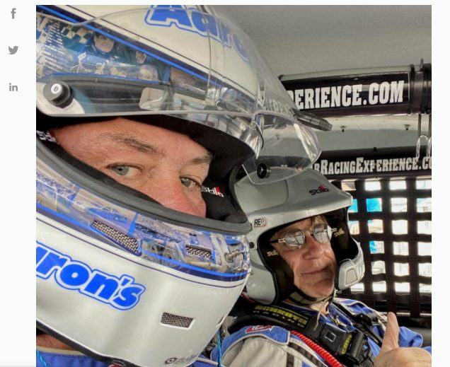 NASCAR Racing Experience Forbes