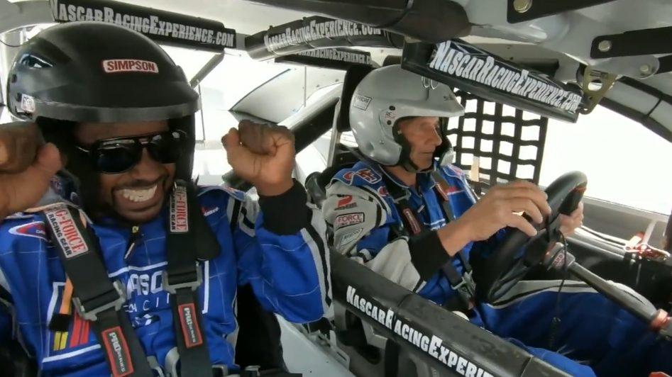 NASCAR Racing Experience ESPN
